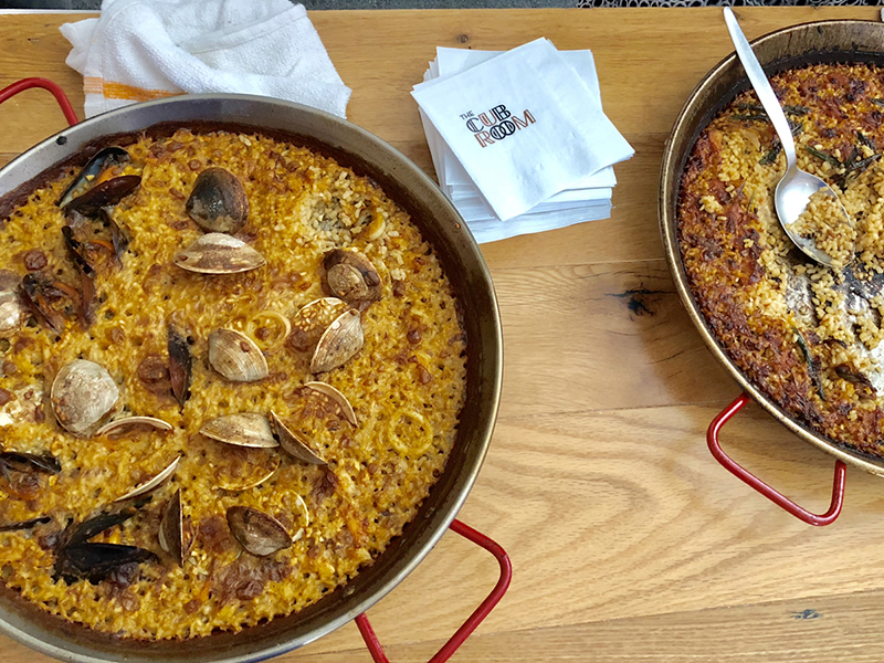 PAELLA THURSDAY'S